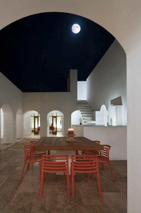 Райский уголок в Мексике от Jones Studio