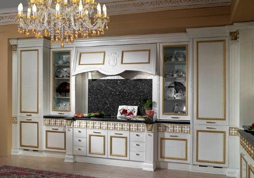 Элегантная классичекая кухня от Arca