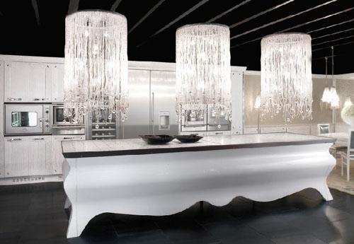Кухня-шедевр Papillon от Brummel