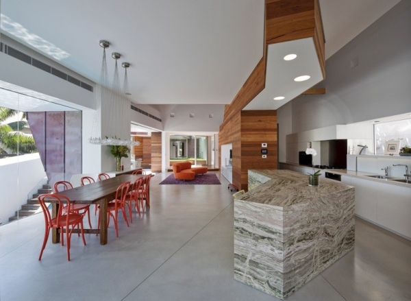 Геометрический дом от MCK Architects