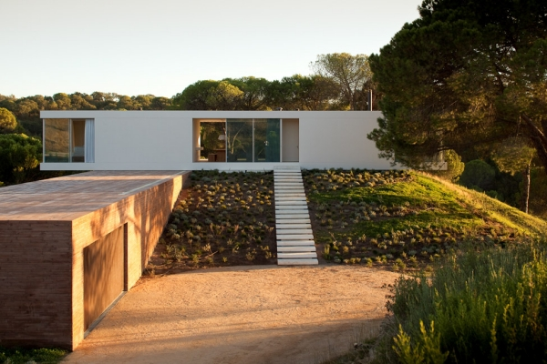 Дом в Португалии от Pedro Reis