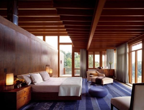 Дом с панорманым видом от Ike Kligerman Barkley Architects