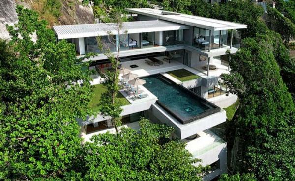 "Вилла ""Amanzi"" - райский уголок Таиланда"