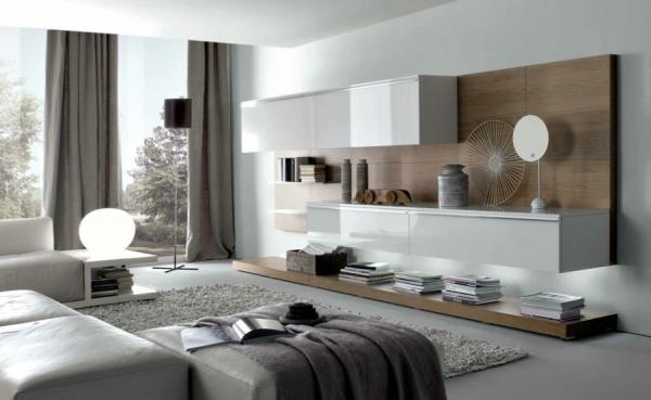 Композиции мебели для гостиной от MisuraEmme