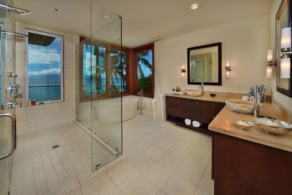 Великолепная гавайская вилла с видом на океан
