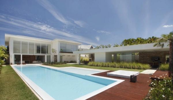 Дом в Рио-де-Жанейро от Progetto