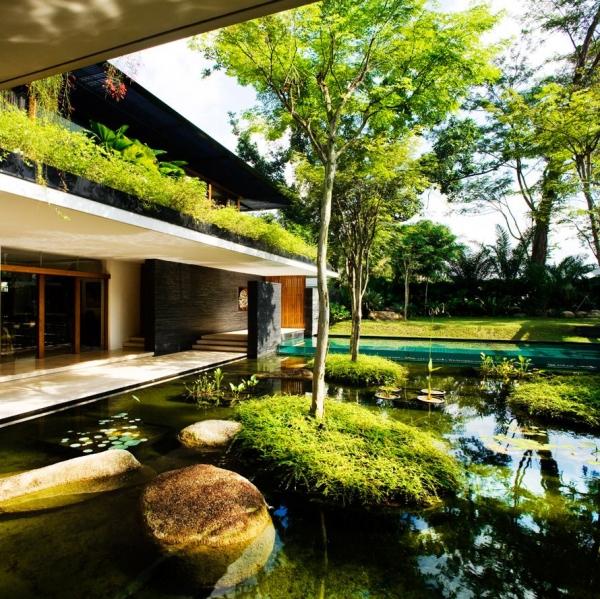 Cluny House от Guz Architects
