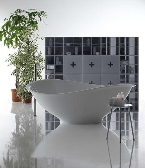 Чувственная  ванная комната