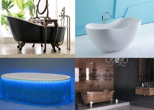 Ванная комната - освежающие искусство