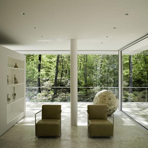 Дом глубокого спокойствия от Alberto Campo Baeza