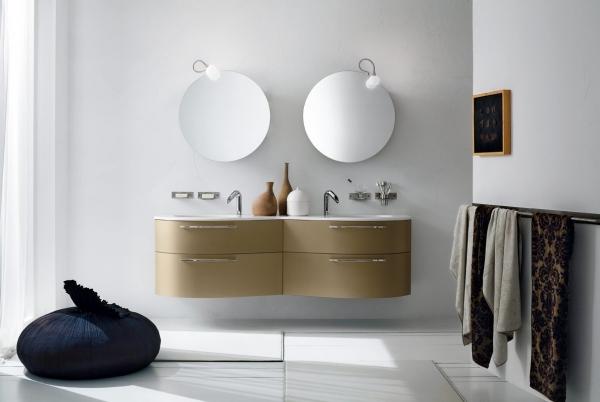 Идеи интерьера для ванной комнаты.