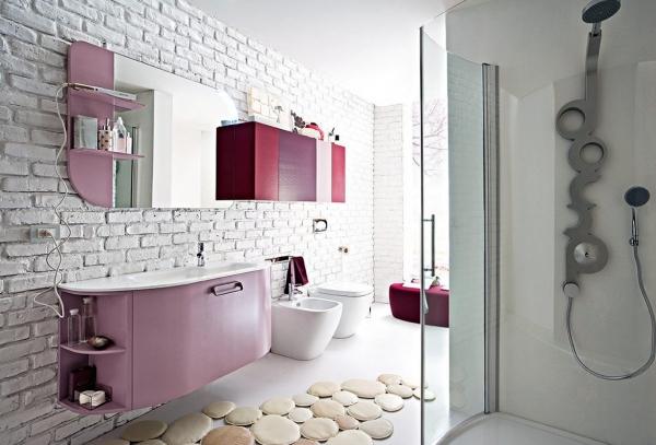 Идеи для интерьера для ванной комнаты