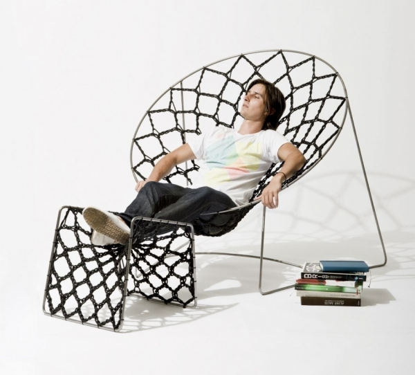 "Кресло ""NOOK"" от Henry Sgourakis"
