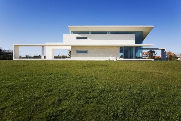 Итальянская вилла  от Architrend Architecture
