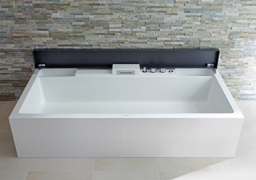 Две новые роскошные ванны от Duravit
