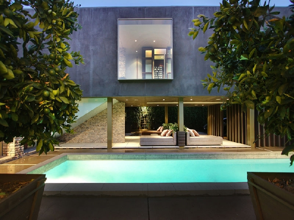 Реконструкция роскошного частого дома