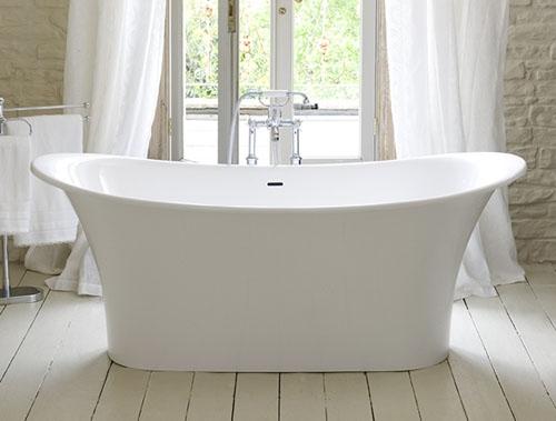 "Французское очарование - ванна ""Toulouse bathtub"" от Victoria&Albert"