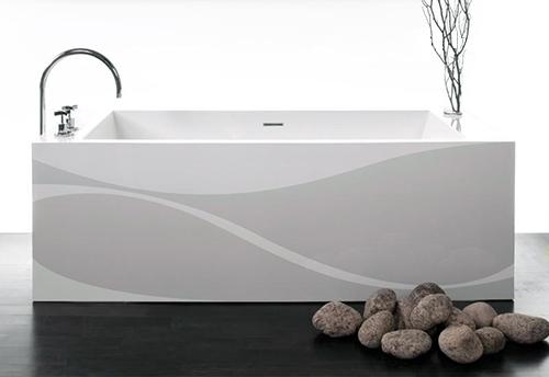 Ванна с декором от WetStyle