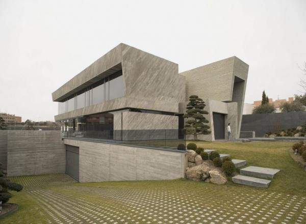 Дом Open Box от A-cero Architects