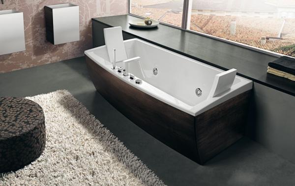 Вдохновение для ванной от BluBleu, интересные ванны