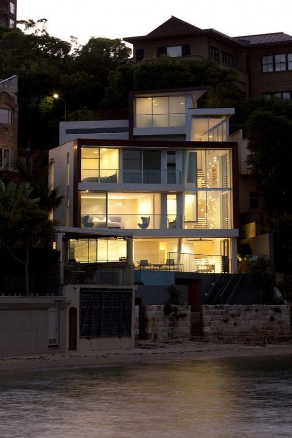 Дом Point Piper от Popov Bass Architects