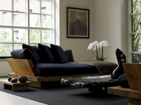 Коллекция мебели Urban Zen от Donna Karan