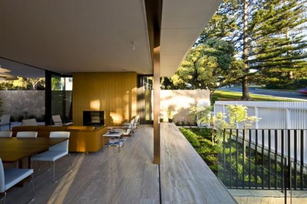 Резиденция Salvado от Bates Smart Architects