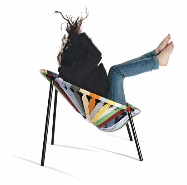 Кресло Lastika от Velichko Velikov