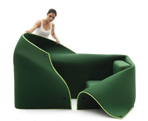 Раскладной итальянский диван Sosia от Campeggi