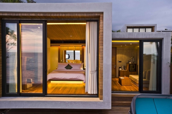 Курорт Casa de La Flora by VaSLab Architecture