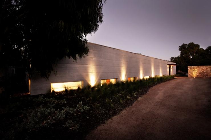 Атмосфера курорта и стиля в частном доме Hofman and Brown Architects