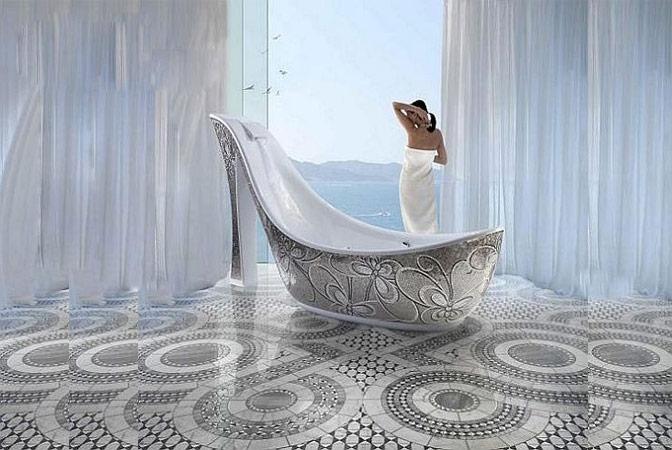 Поэтические ванны