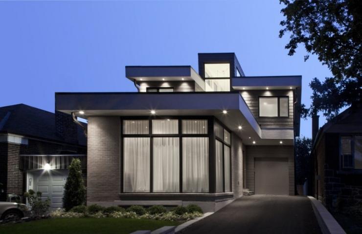 Дом 360 Winnett от Altius Architecture