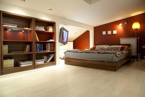 Практичный дизайн маленькой квартиры