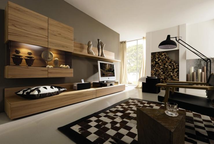 Идеи для гостиной от Huelsta