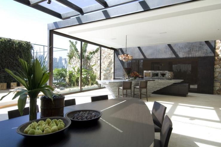 Великолепный дом от Fernanda Marques