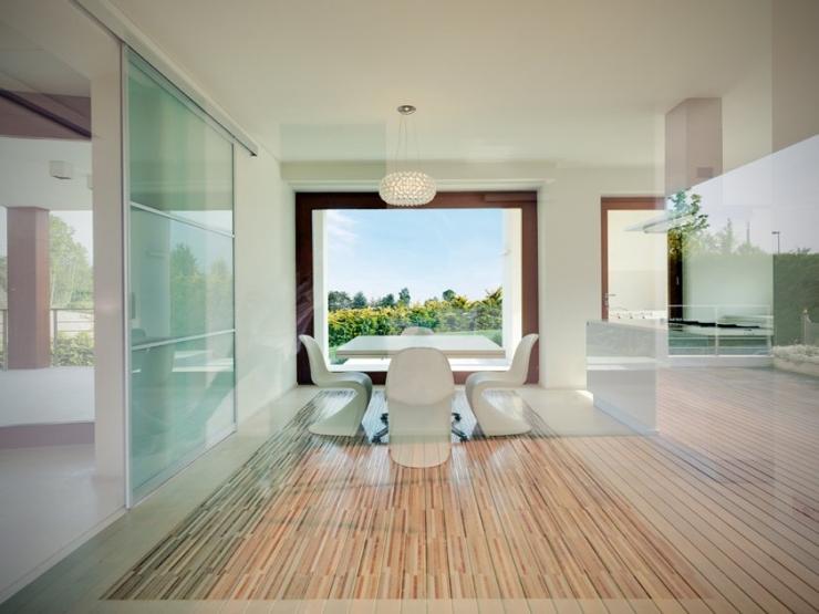 Небольшой дом в Италии от Damilano Studio Architects