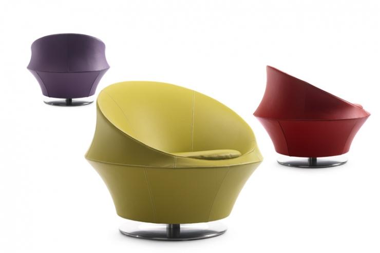 Интригующие кресло Ophelia от Leolux