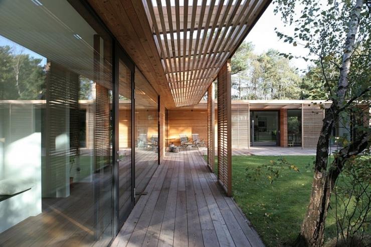 Дом Bergman Werntoft от Johan Sundberg