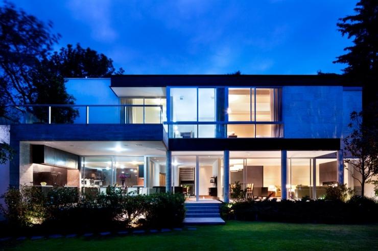 Дом El Secreto от Pascal Arquitectos