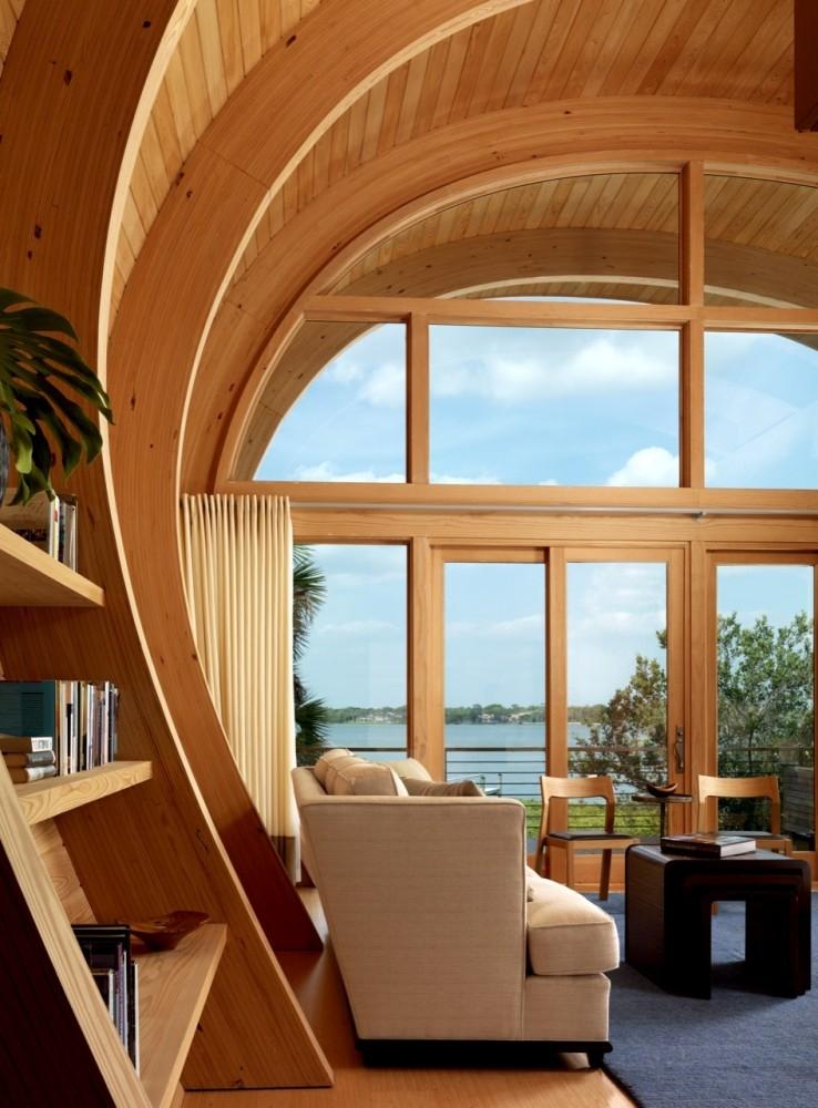 Органическая архитектура дома от TOTeMS Architecture