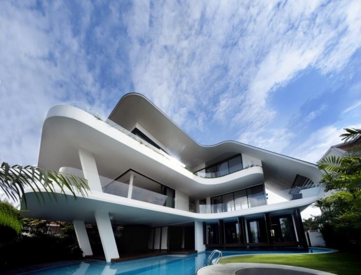Ninety7 @ Siglap от Aamer Architects