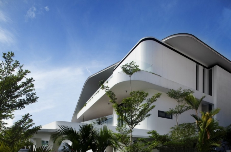Ninety7 @ Siglap от Aamer Architects