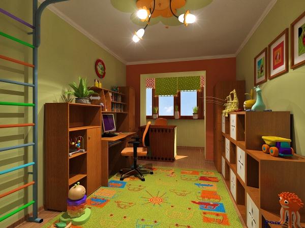 Детская комната / портфолио / дом в стиле - архитектура и ди.