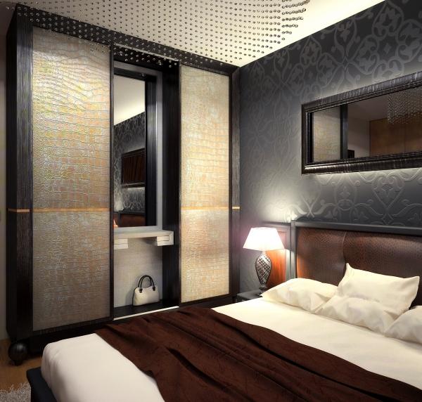 Портфолио → спальня