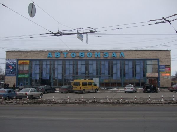 існуючий стан будівлі