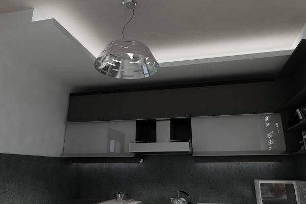 фото кухни в панельном доме