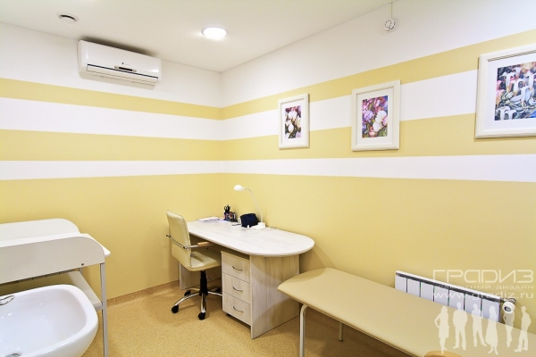 Пример кабинета врача