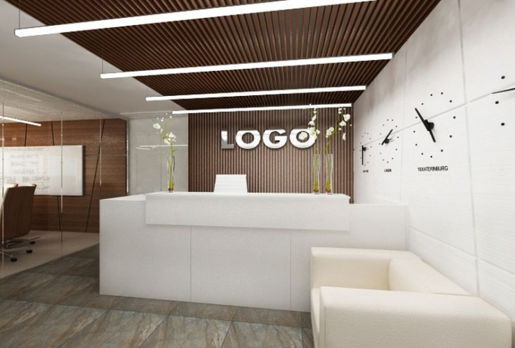 Отделка офиса • Ремонт и отделка офиса : Строительный