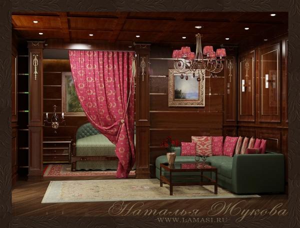Дизайн интерьера яхты
